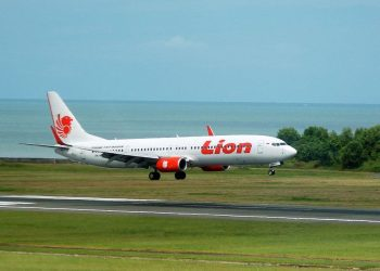 Un 737MAX de Lion Air