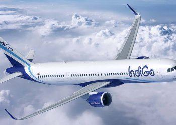 A321neo de IndiGo