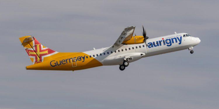 ATR-Aurigny
