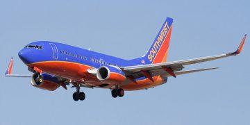 Boeing 737 de Southwest Airlines