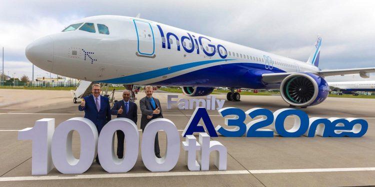 A320 número 1.000