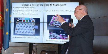Fernando Rull, investigador de la Universidad de Valladolid