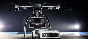 Taxi aéreo de Audi