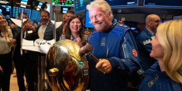Virgin Galactic entra en Bolsa