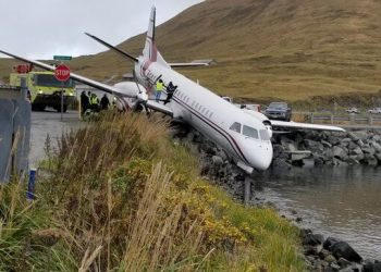 Accidente en alaska