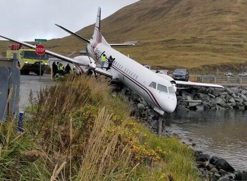 Accidente en alaska