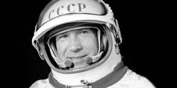 Cosmonauta Alexei Leonov