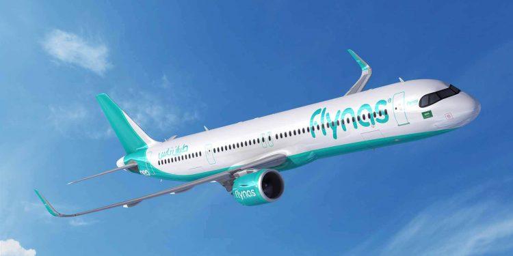 A321XLR-Flynas