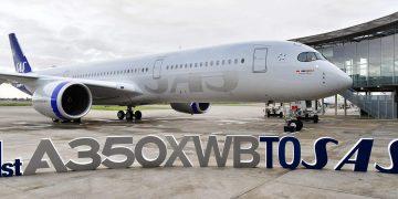 A350 XWB de SAS