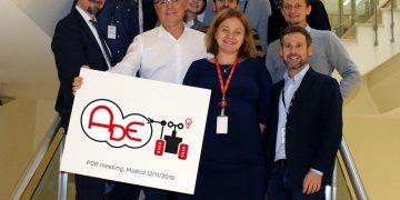 GMV realizó con éxito en Madrid la revisión preliminar de diseño del Proyecto ADE
