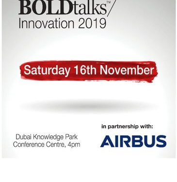 BOLDtalks Innovation