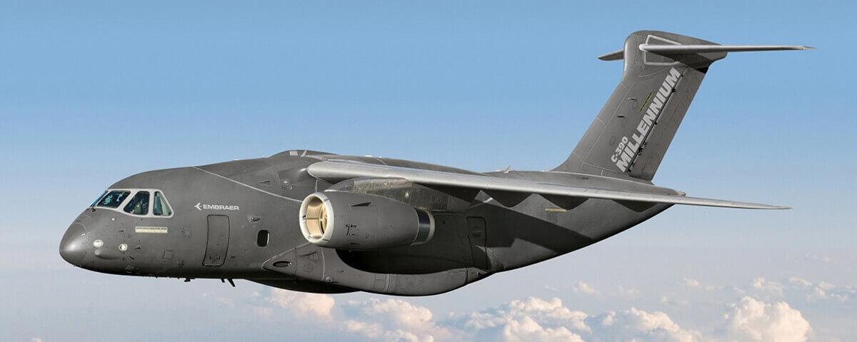 Resultado de imagen para C-390 Millennium