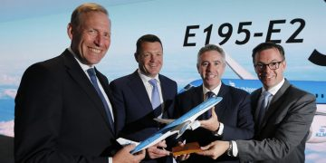 Embraer y KLM