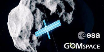 ESA y GomSpace firman un acuerdo para desarrollar cubesats para la misión Hera