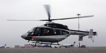 Helicoptero Ansat