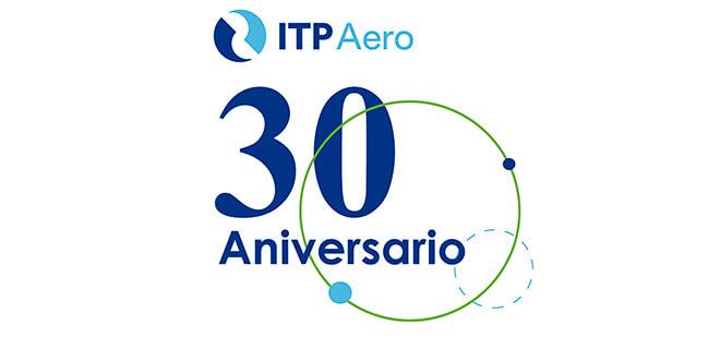 ITP logo 30 Aniversario