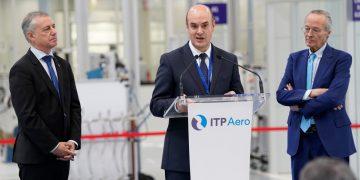 Inauguración ITP Aero