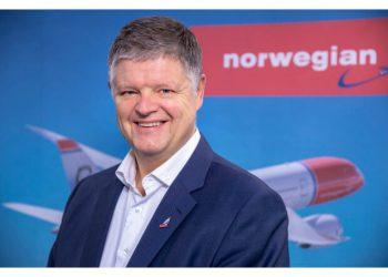 Jacob Schram, nuevo consejero delegado de Norwegian