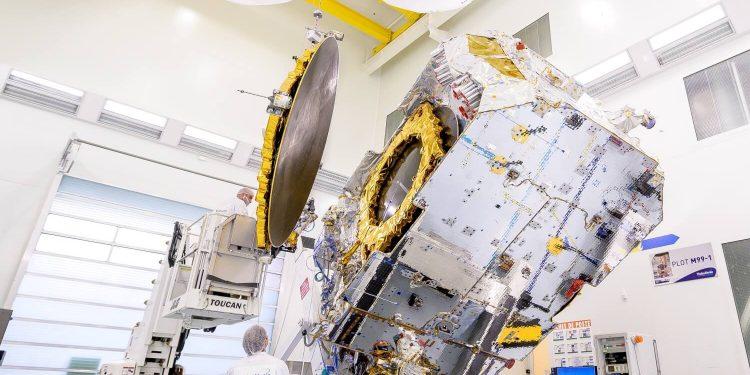Satélite Konnect de Eutelsat