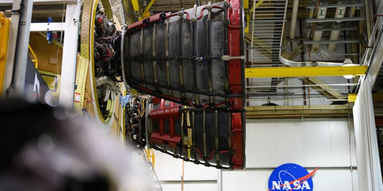 Motor RS de la Nasa