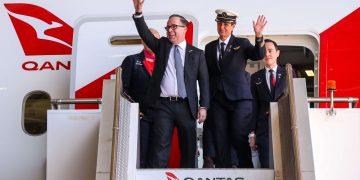 Qantas completa un vuelo sin escalas entre Londres y Sidney