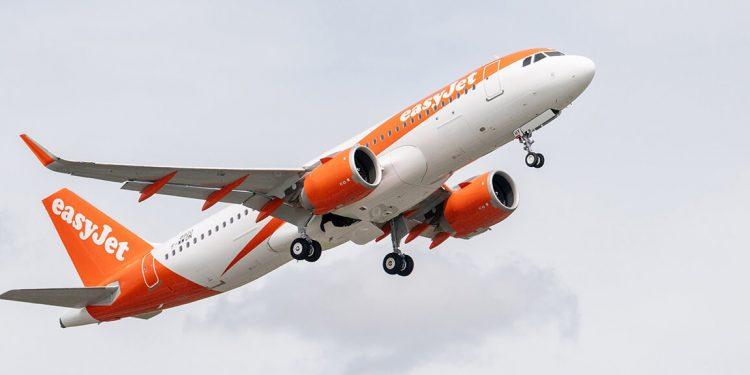 Un A320neo de EasyJet