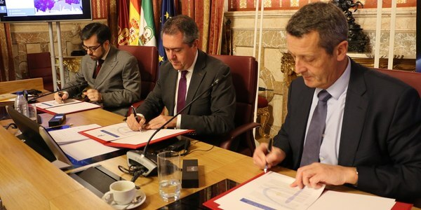 Alcaldes de las Ciudades Ariane