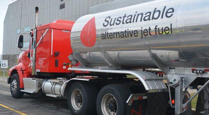 Combustible sostenible