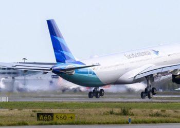 El A330neo de Garuda Indonesia