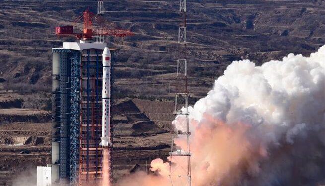 Nuevo satélite chino