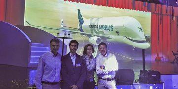 Aciturri participa en la entrega del Beluga XL