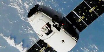 La nave Dragon llego a la ISS