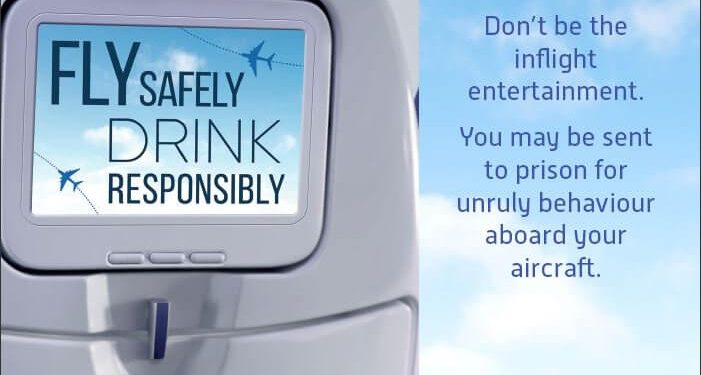 Fly Safely, Drink Responsbly