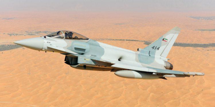 Eurofighter de Kuwait