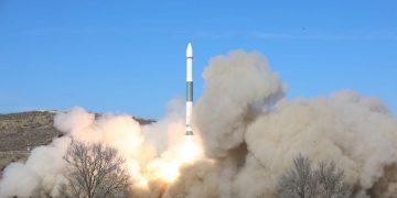 China lanzó seis satélites