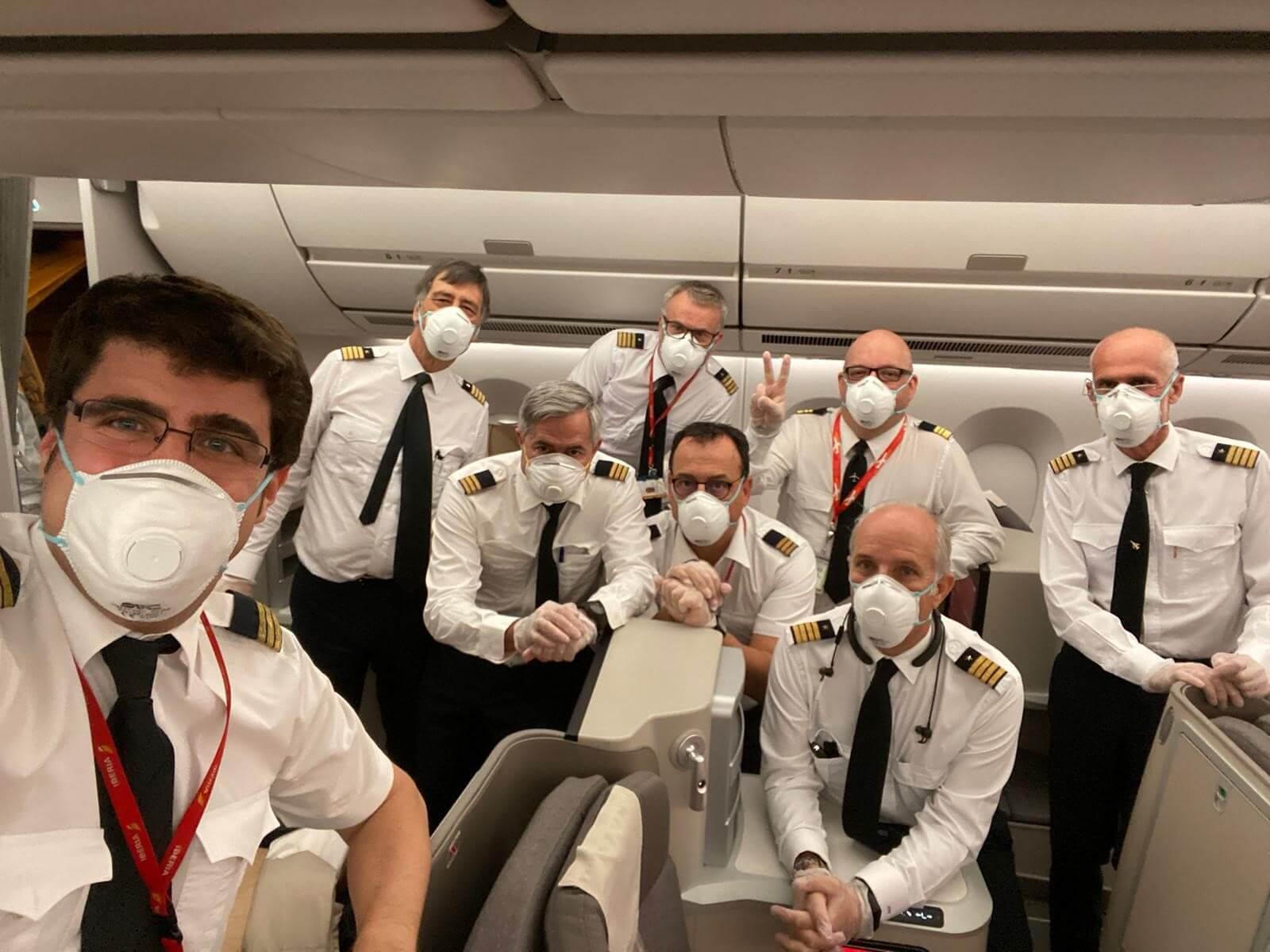 Iberia realiza test serológicos a todos sus empleados para detectar y  prevenir Covid-19 – Actualidad Aeroespacial