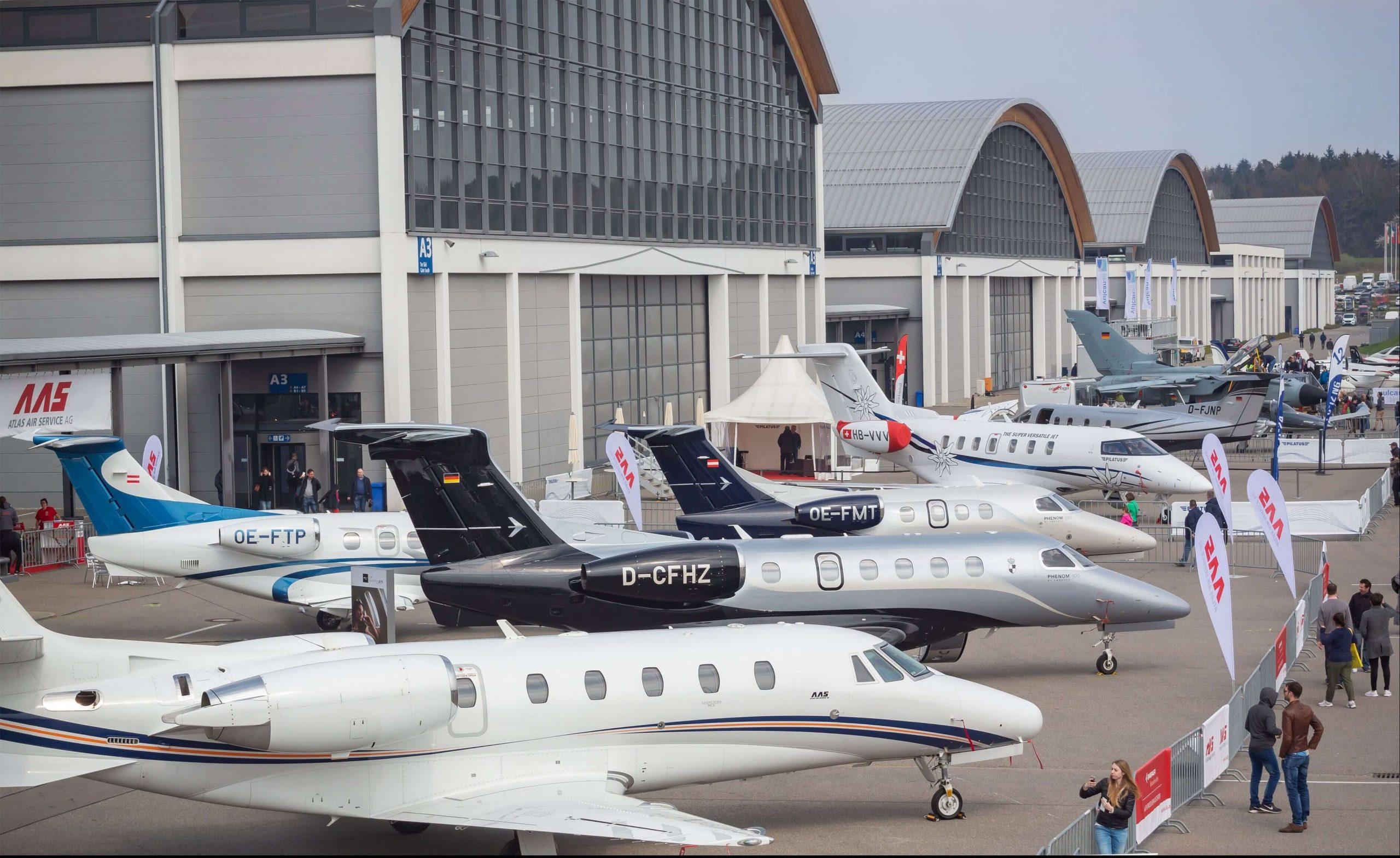 AERO 2021 se aplaza a julio - Actualidad Aeroespacial