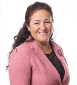 Laura Garcés directora de Red de ENAIRE