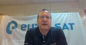 Frederic Piro de Eutelsat